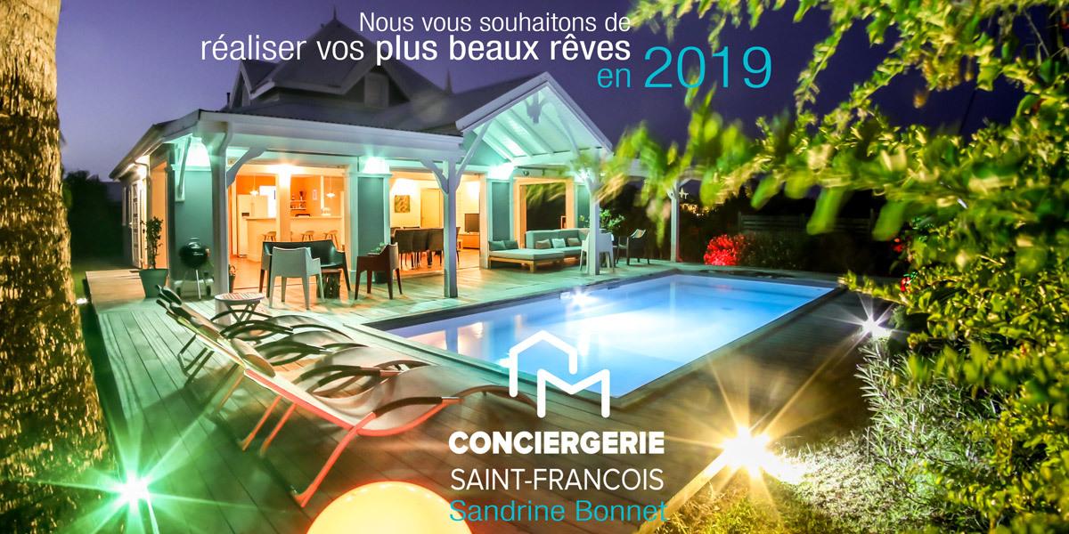 Conciergerie Saint-François 2019